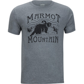 Marmot M's Sunrise SS Tee Ash Heather